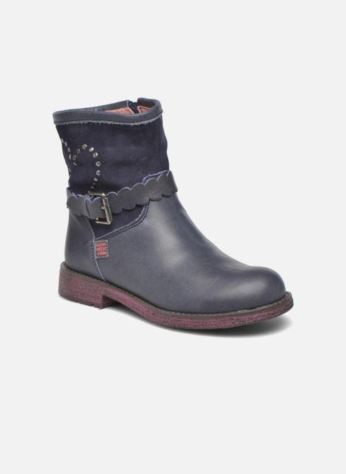 Bottines et boots Agatha Ruiz de la Prada Vagabunda Agatha 2 Bleu vue détail/paire