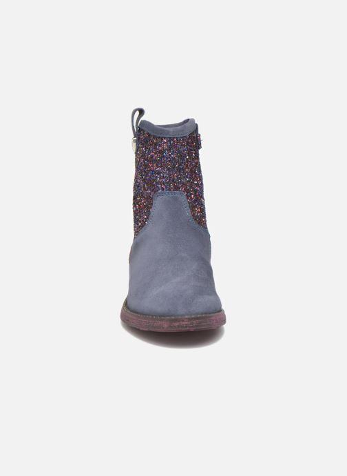 Boots & wellies Agatha Ruiz de la Prada Vagabunda Agatha 3 Blue model view