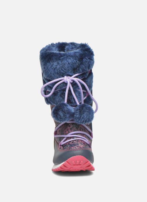 Boots & wellies Agatha Ruiz de la Prada Après-Ski Agatha 2 Blue model view