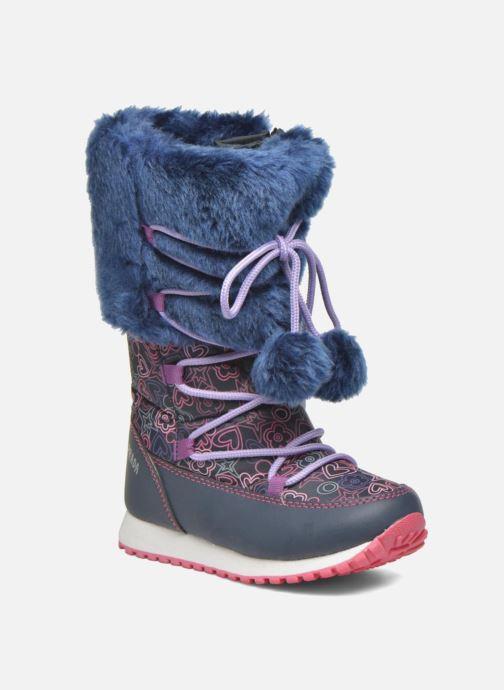 Boots & wellies Agatha Ruiz de la Prada Après-Ski Agatha 2 Blue detailed view/ Pair view