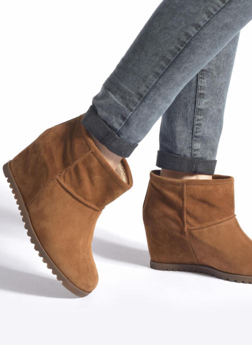 Ankle boots Fabio Rusconi Ada Brown view from underneath / model view