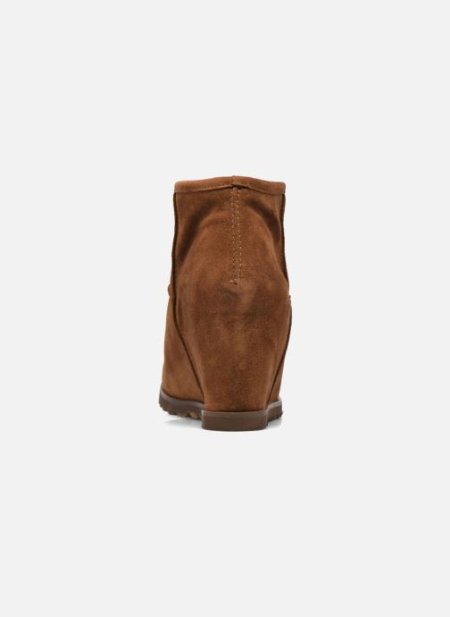 Ankle boots Fabio Rusconi Ada Brown view from the right
