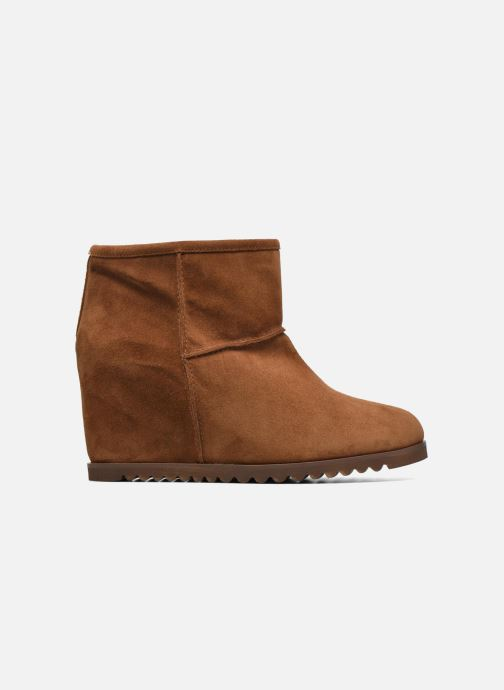 Ankle boots Fabio Rusconi Ada Brown back view