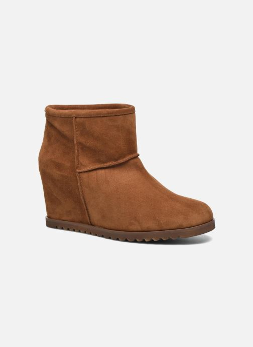 Ankle boots Fabio Rusconi Ada Brown detailed view/ Pair view