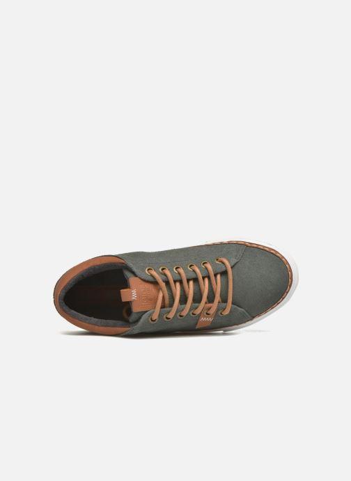 Sneaker Gioseppo Harrison grau ansicht von links