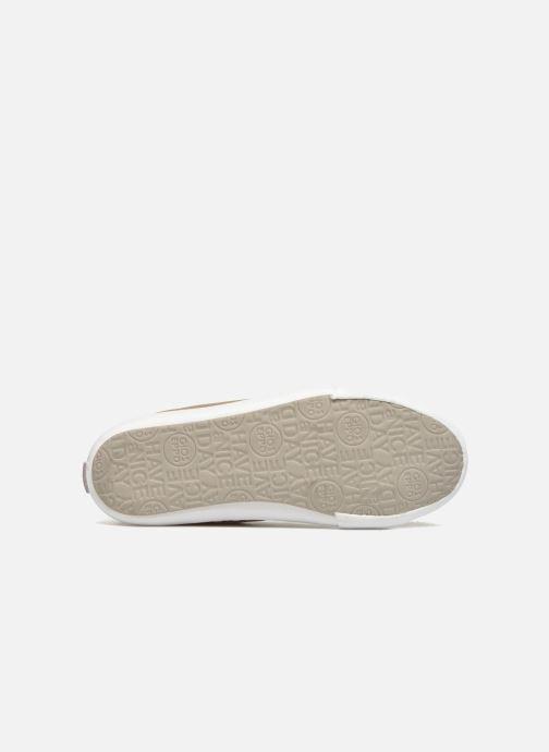 Sneaker Gioseppo Harrison beige ansicht von oben