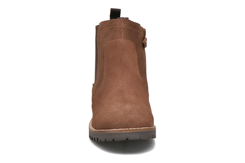 Bottines et boots Gioseppo Grandprix Marron vue portées chaussures