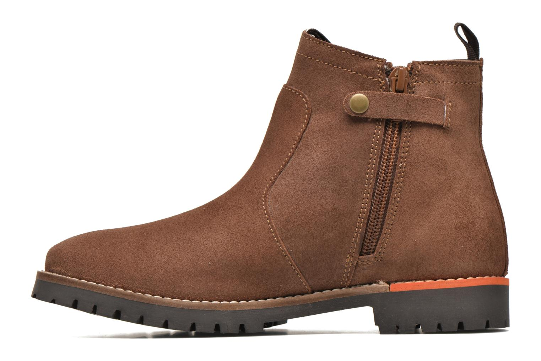 Bottines et boots Gioseppo Grandprix Marron vue face