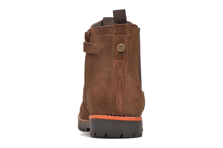 Bottines et boots Gioseppo Grandprix Marron vue droite