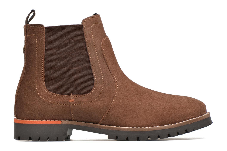 Bottines et boots Gioseppo Grandprix Marron vue derrière