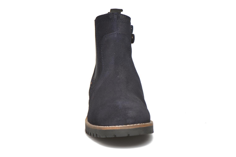 Bottines et boots Gioseppo Grandprix Noir vue portées chaussures