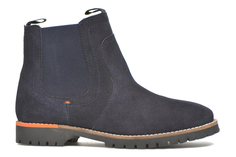 Bottines et boots Gioseppo Grandprix Noir vue derrière