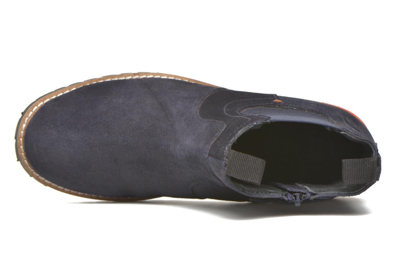 Bottines et boots Gioseppo Grandprix Noir vue gauche