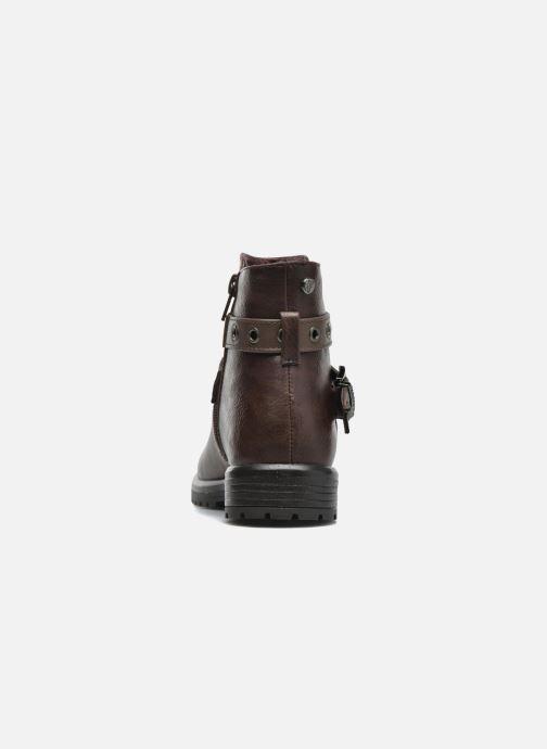 Bottines et boots Gioseppo Pistones Marron vue droite