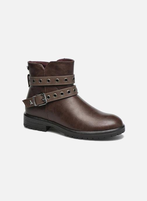 Bottines et boots Gioseppo Pistones Marron vue détail/paire