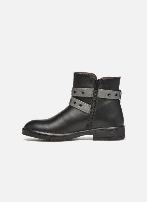 Boots en enkellaarsjes Gioseppo Pistones Zwart voorkant