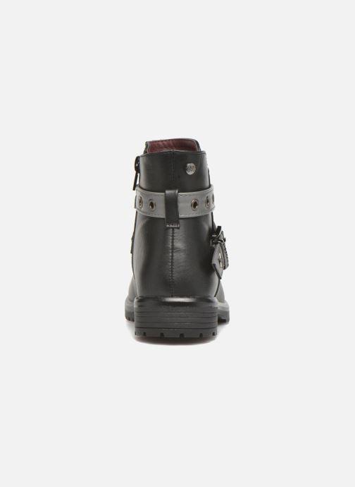 Boots en enkellaarsjes Gioseppo Pistones Zwart rechts