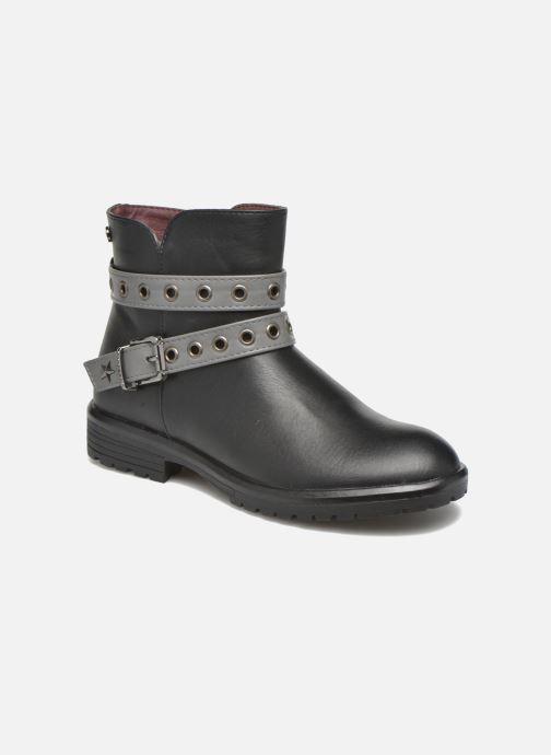 Boots en enkellaarsjes Gioseppo Pistones Zwart detail