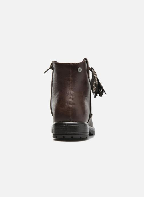 Bottines et boots Gioseppo Futura Marron vue droite