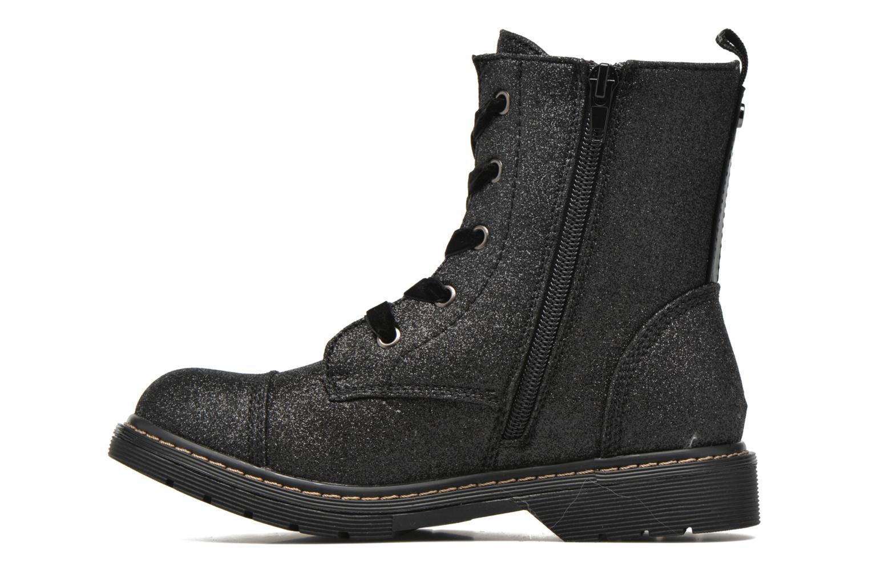 Bottines et boots Gioseppo Fame Noir vue face