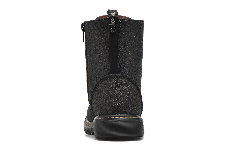 Bottines et boots Gioseppo Fame Noir vue droite