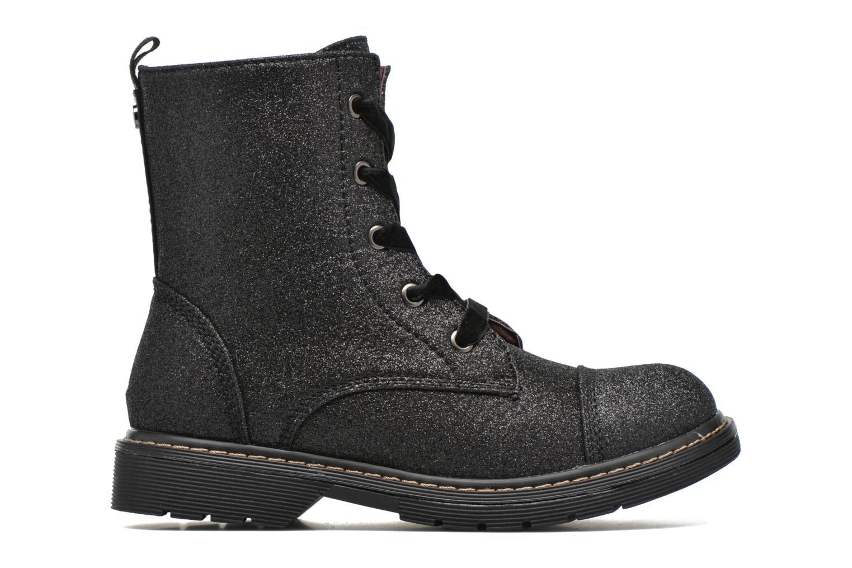 Bottines et boots Gioseppo Fame Noir vue derrière