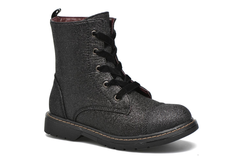 Bottines et boots Gioseppo Fame Noir vue détail/paire