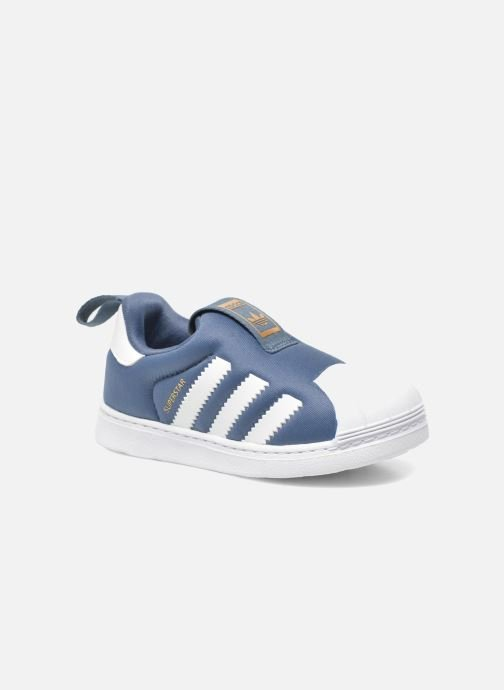 6e0166bad37 ... switzerland sneakers adidas originals superstar 360 i blå detaljeret  billede af skoene fddd4 ec5dc