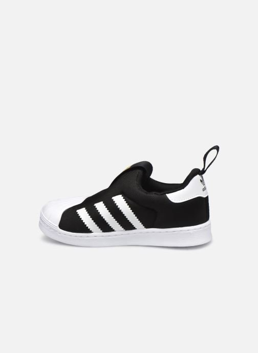 Baskets adidas originals Superstar 360 I Noir vue face