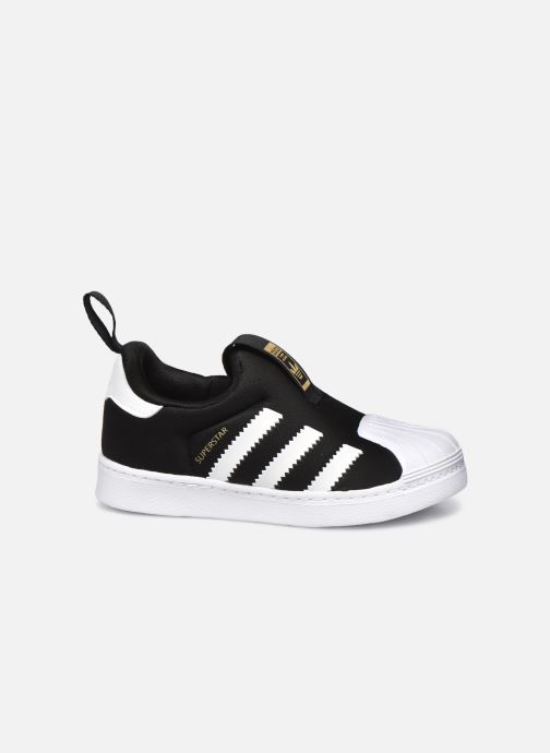 Baskets adidas originals Superstar 360 I Noir vue derrière