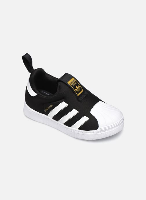 Baskets adidas originals Superstar 360 I Noir vue détail/paire