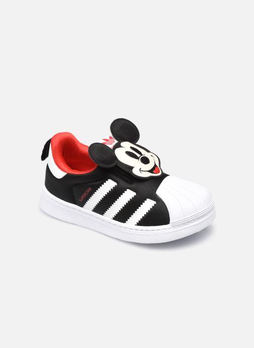 Baskets adidas originals Superstar 360 I Noir vue détail/paire