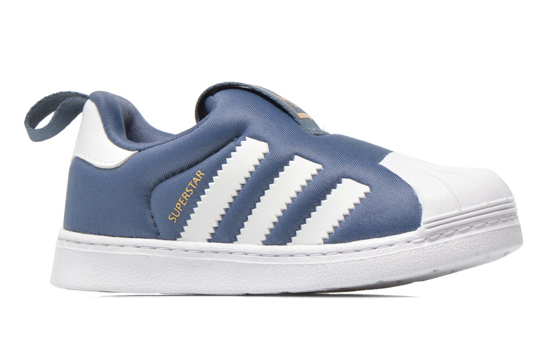 Baskets Adidas Originals Superstar 360 I Bleu vue derrière