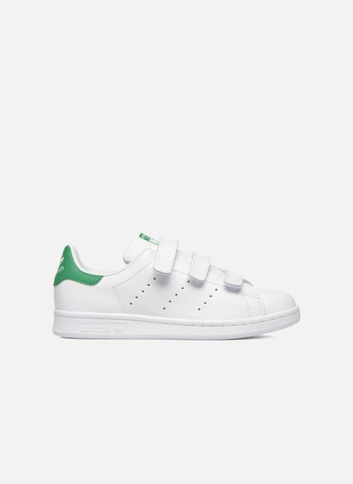 Sneaker adidas originals Stan Smith Cf J weiß ansicht von hinten