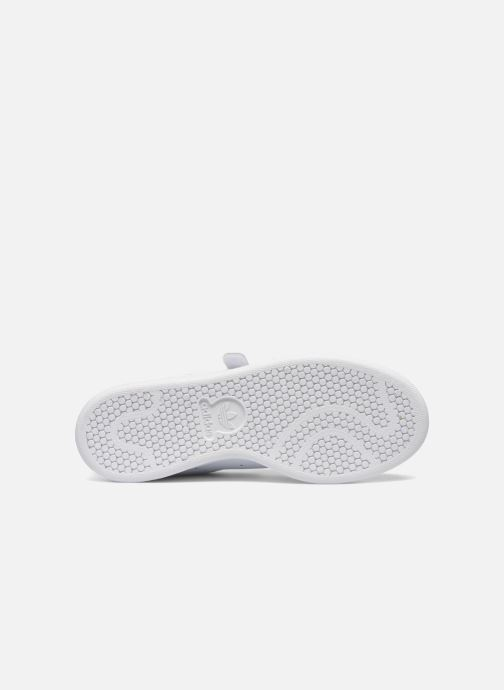 Sneaker adidas originals Stan Smith Cf J weiß ansicht von oben