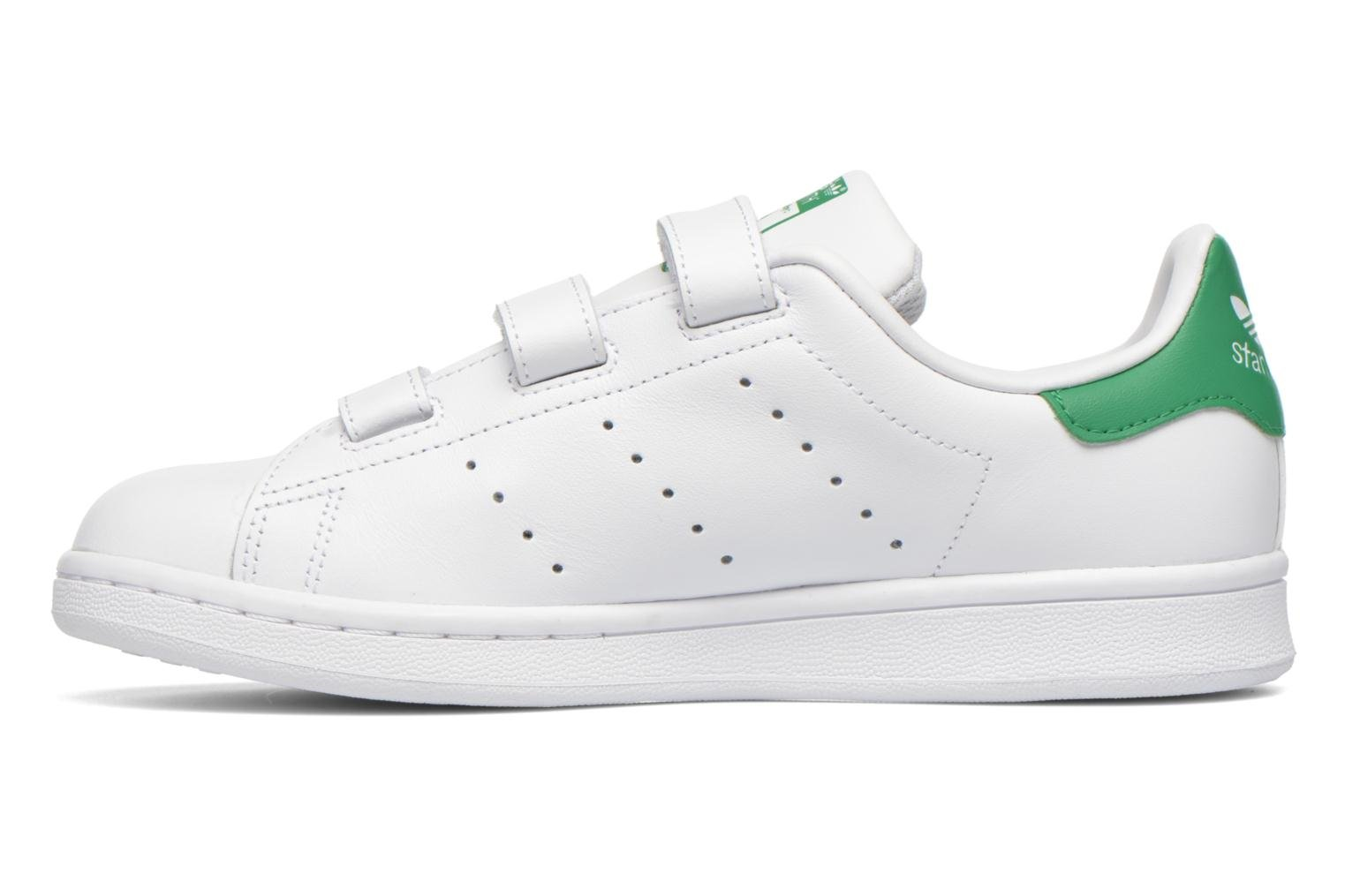 Sneakers Adidas Originals Stan Smith Cf J Bianco immagine frontale