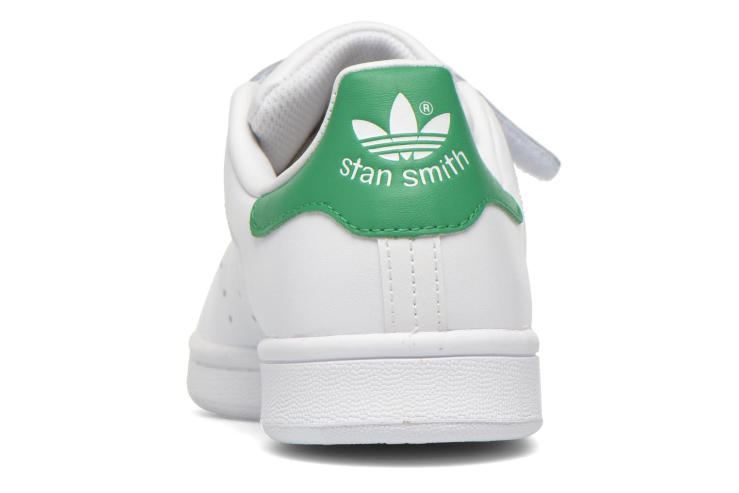 Sneakers Adidas Originals Stan Smith Cf J Bianco immagine destra