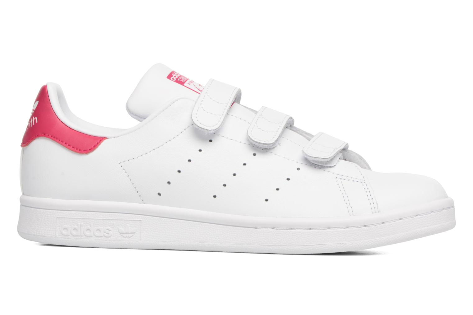 Baskets Adidas Originals Stan Smith Cf J Blanc vue derrière