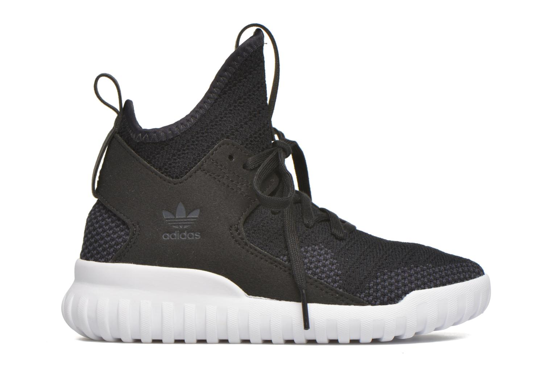Baskets Adidas Originals Tubular X Pk C Noir vue derrière