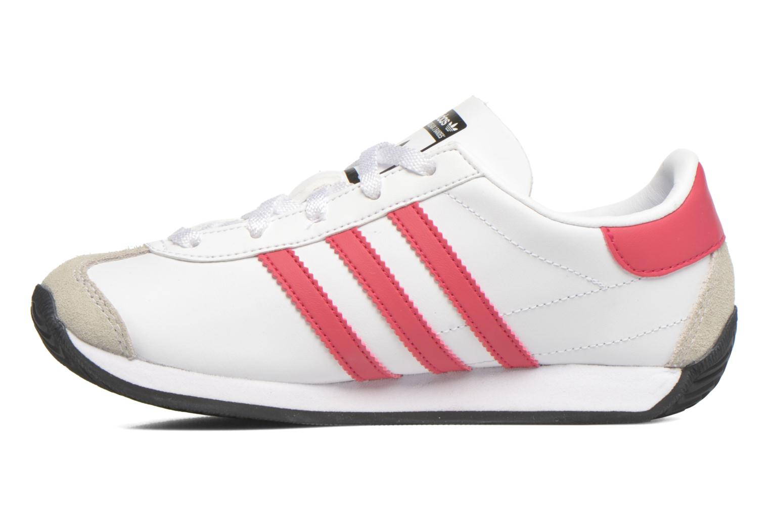 Sneakers Adidas Originals Country Og C Bianco immagine frontale