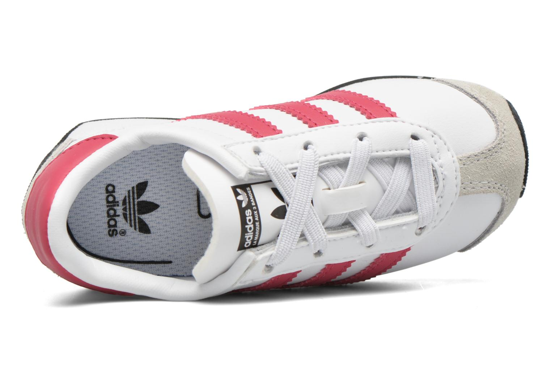 Baskets Adidas Originals Country Og El I Blanc vue gauche