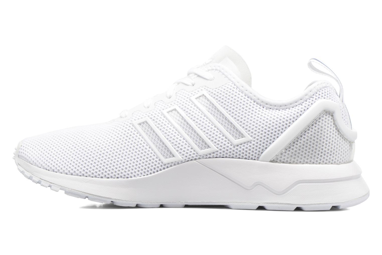 Sneakers Adidas Originals Zx Flux Adv J Wit voorkant