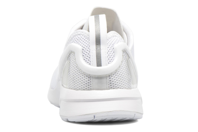 Sneakers Adidas Originals Zx Flux Adv J Wit rechts
