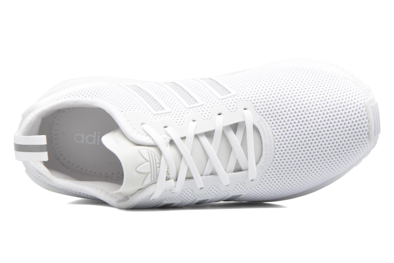 Sneakers Adidas Originals Zx Flux Adv J Wit links