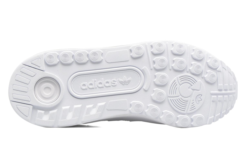 Sneakers Adidas Originals Zx Flux Adv J Wit boven