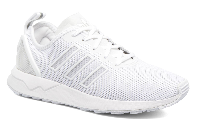 Sneakers Adidas Originals Zx Flux Adv J Wit detail