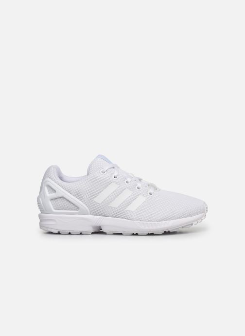 Sneakers adidas originals Zx Flux J Wit achterkant