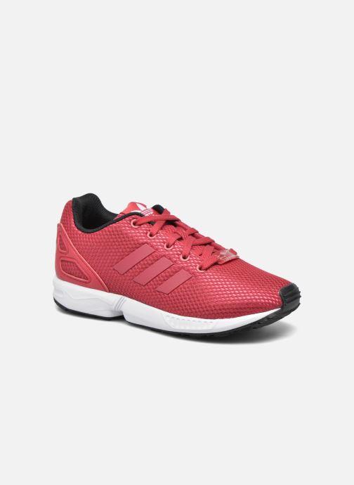 a6e368fac9ee4 adidas originals Zx Flux C (Red) - Trainers chez Sarenza (262998)