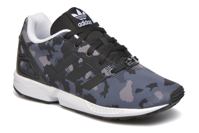 4adec6ecf98d3 Adidas Originals Zx Flux C (Grey) - Trainers chez Sarenza (262999)