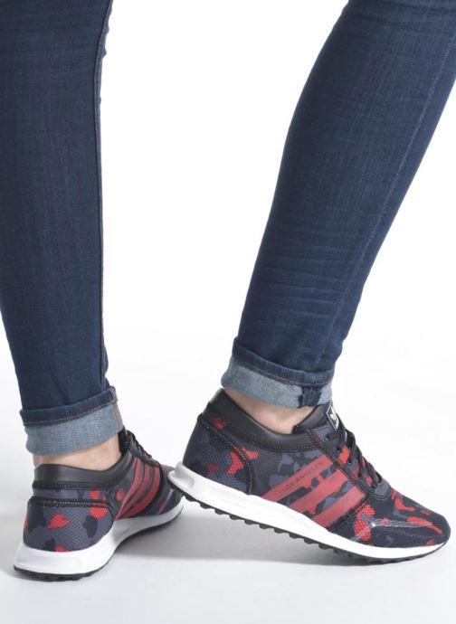 Sneakers adidas originals Los Angeles J Grijs onder